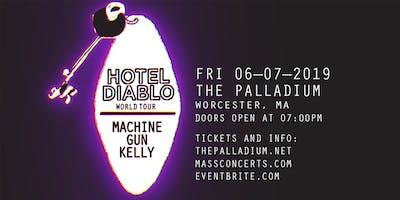 MACHINE GUN KELLY - HOTEL DIABLO WORLD TOUR
