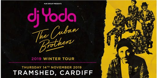 DJ Yoda (Tramshed, Cardiff)