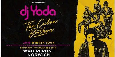 DJ Yoda (Waterfront, Norwich)