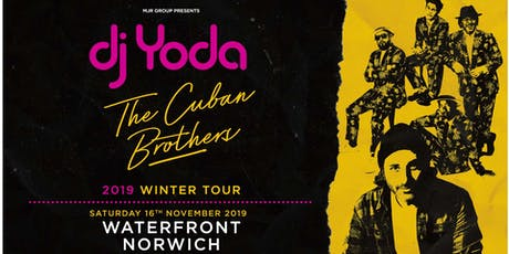 DJ Yoda (Waterfront, Norwich) tickets