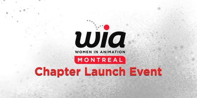 WIA Montreal Chapter - Official Launch