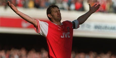 An Evening With Tony Adams tickets