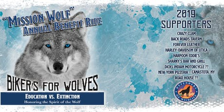 Mission Wolf Benefit Ride 2019 tickets
