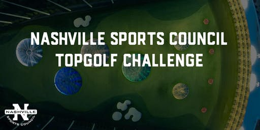 Nashville Sports Council Topgolf Challenge