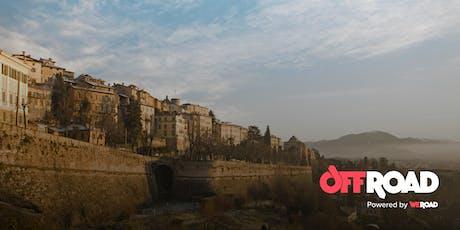 OffRoad: Bergamo, itinerari insoliti attorno alle Mura biglietti