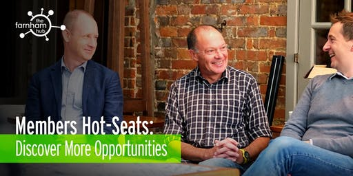 Hub Member 'Hot-Seats'