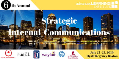 6th Annual Strategic Internal Communications--East Coast