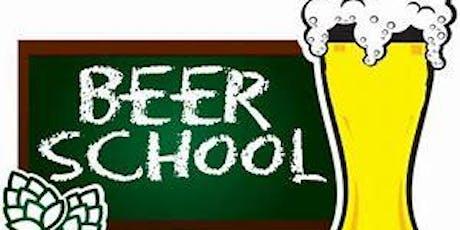 Beer School tickets