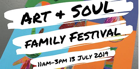 Art and Soul Family Festival tickets