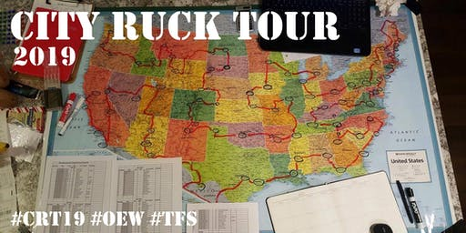 City Ruck Tour 2019 - Columbia SC