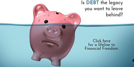 Turn Debt Into An Asset by Aquiring Real Estate tickets