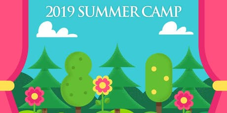 Summer Camp Session 2 | July 15 - July 26 tickets