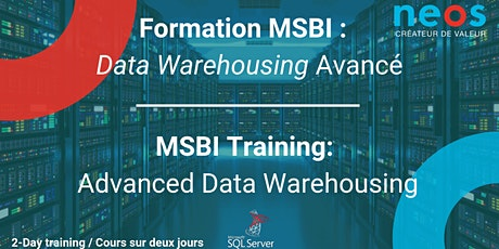 MSBI Training : Advanced Data Warehousing (MTL) billets