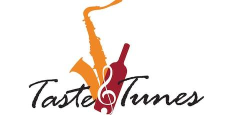 Taste and Tunes tickets
