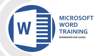 Microsoft Word Training Courses | Intermediate Level – Toronto tickets
