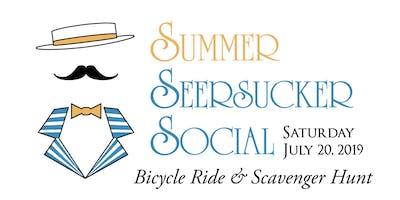 3rd Annual Summer Seersucker Social