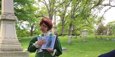 Milwaukee's Women in History at Forest Home Cemetery