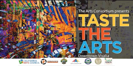 2019 Taste The Arts Booth Registration tickets