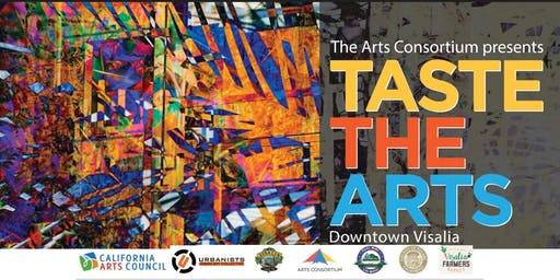 2019 Taste The Arts Booth Registration