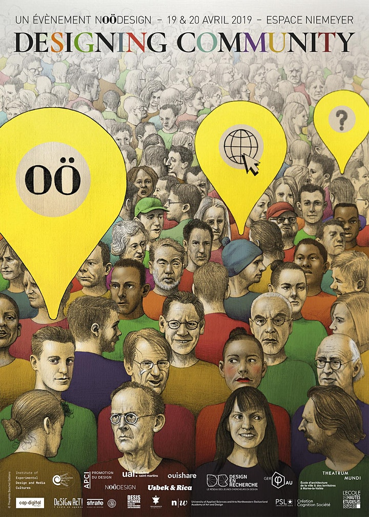 Image pour Colloque Designing Community