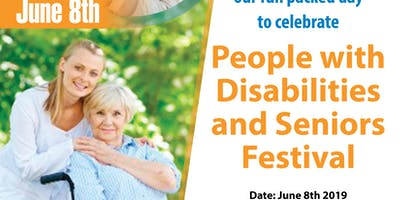 People With Disabilities & Seniors Festival, Craft Sale & Trade Show