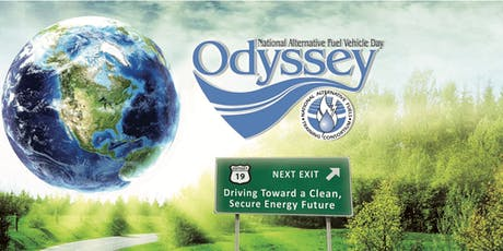 National Alternative Fuel Vehicle Day Odyssey 2019 tickets