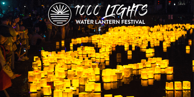 El Paso, TX | 1000 Lights Water Lantern Festival 2019