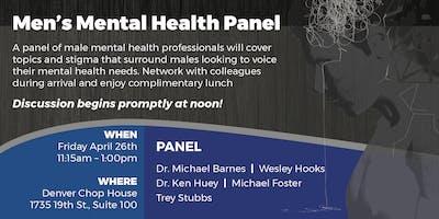 Men's Mental Health Panel
