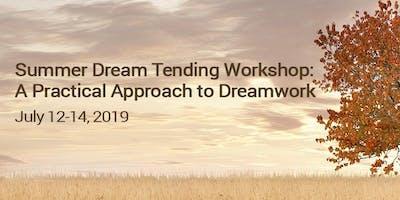 Summer Dream Tending Workshop with Stephen Aizenstat