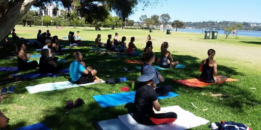 Ashtanga Primary Series by the River (9.30AM)