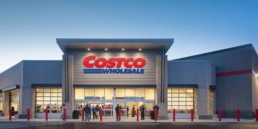 Grocery Store Tour at Costco