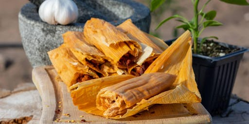 Tamale Making