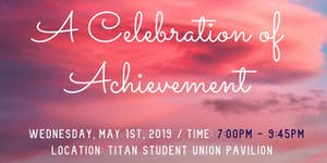 2019 Celebration of Achievement