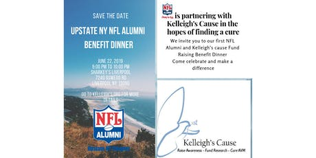 Upstate NY NFL Alumni Benefit Dinner tickets