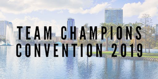 Team Champions Convention 2019
