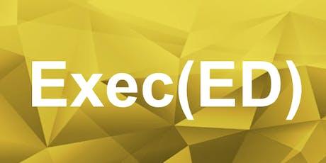 Exec(ED) tickets