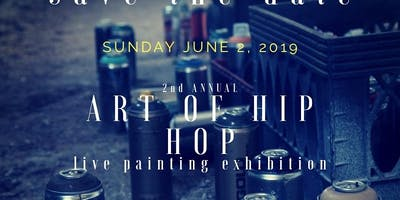 The Art of Hip Hop: Live Painting Exhibition