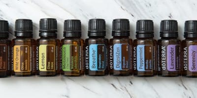 Getting started with the top 10 essential oils