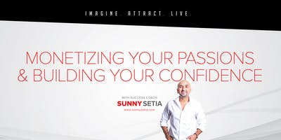 ELEVATE YOUR GAME on May 7th with Sunny Setia & Entrepreneurs Academy!