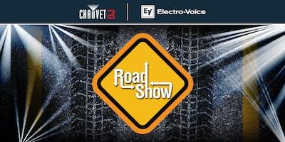 CHAUVET DJ & Electro-Voice Road Show Washington, D.C.