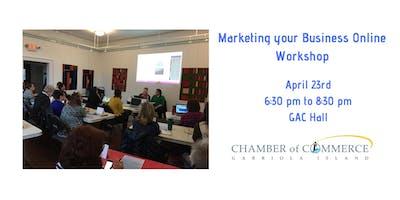 Marketing your Business Online Workshop