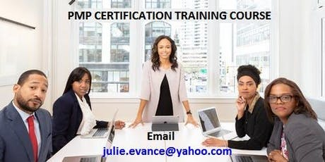 Project Management Classroom Training in Saint-Georges, QC billets