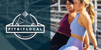 Fitbit Local Beach Body Bootcamp & Flow