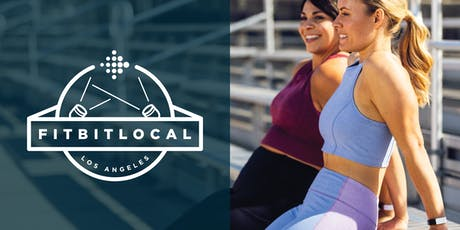 Fitbit Local Workout and Walk tickets