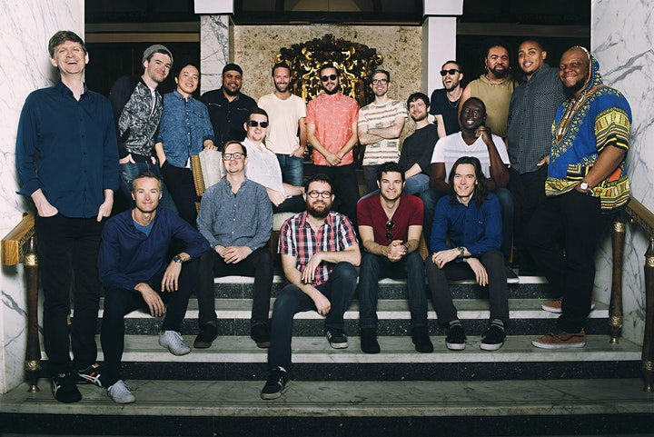 Snarky Puppy in the Music Box Village image