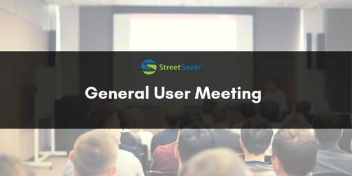 StreetSaver General User Meeting