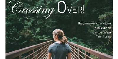 OVERCOME-CROSSING OVER!