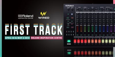 SPECIAL WORKSHOP EVENT:  First Track with Roland TR 8S
