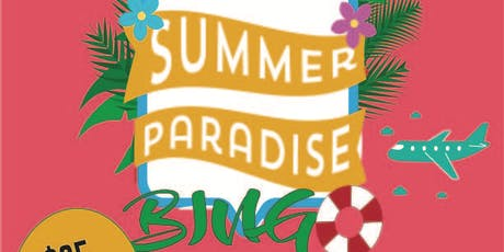 Hello Summer Bingo tickets