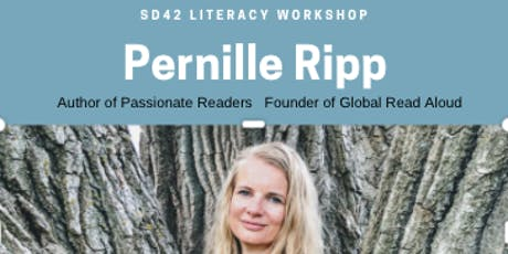 Pernille Ripp Workshop tickets